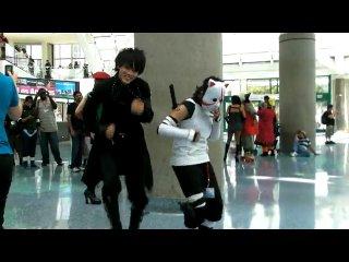 Anime Expo 2010 Dance to Darkwave .