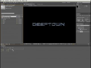 Making of Deeptown by eRaze-media